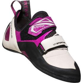 La Sportiva Katana Climbing Shoes Women White/Purple